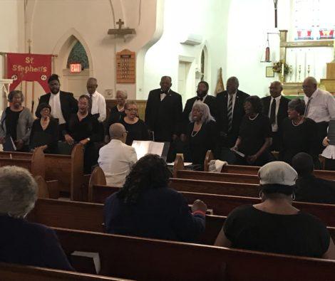 CT & Friends Community Choir